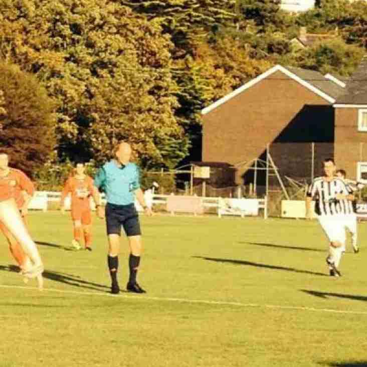Barmouth & Dyffryn Utd 6- 2 Llanrwst Utd