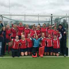 Ladies 1s Final Match vs Eastbourne