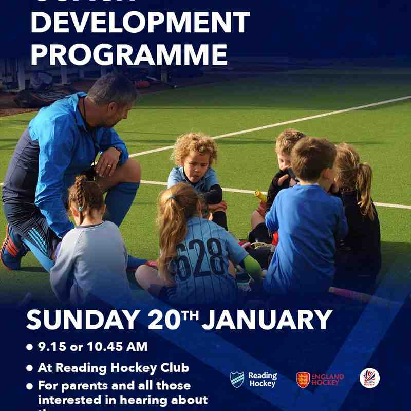 Coach Development Programme