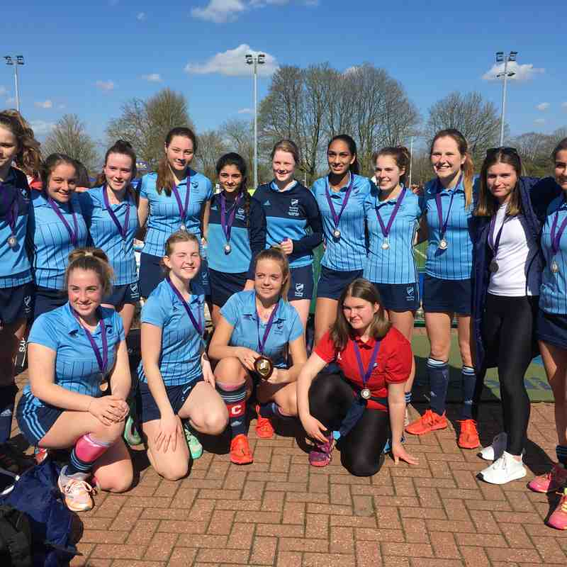 GU18 Prem HCGL runners up