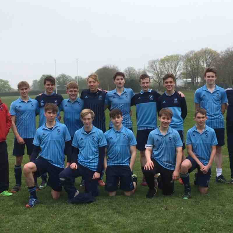 BU18 2018/19 Tier 3 competition