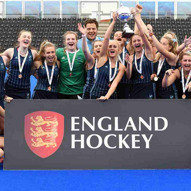 England Hockey Tier 1 Finals at Reading Hockey Club