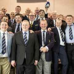 Oldershaw Past Players Reunion 2016