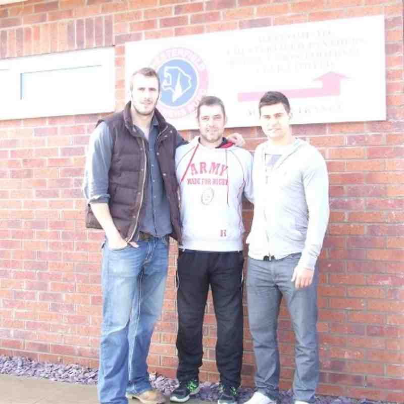 Tom Croft and Ben Young's  visit the Panthers