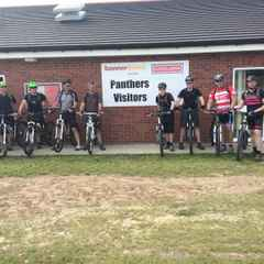 Chesterfield Panthers ride to raise monies for Cancer Charities
