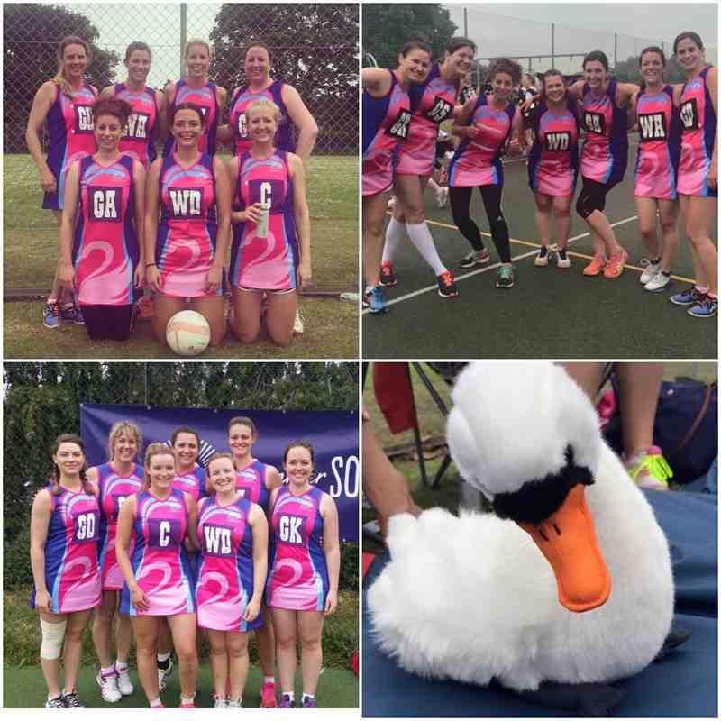 Swans smash Summer Social - 4th June 2016