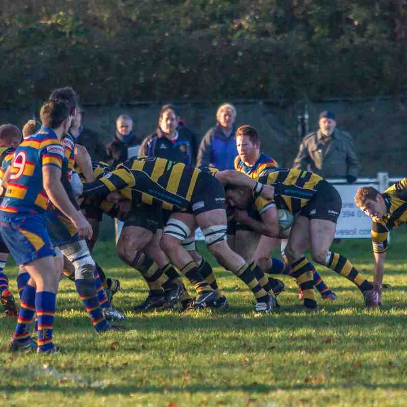 Hinckley RFC Vs Old Halesonians