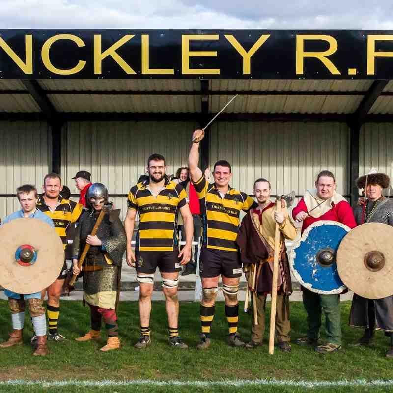 Hinckley RFC Vs Nuneaton 28.03.15
