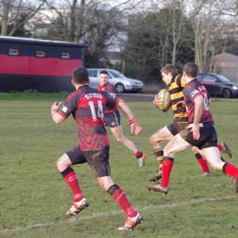 Old Reds 3rds Vs Avon 2nds