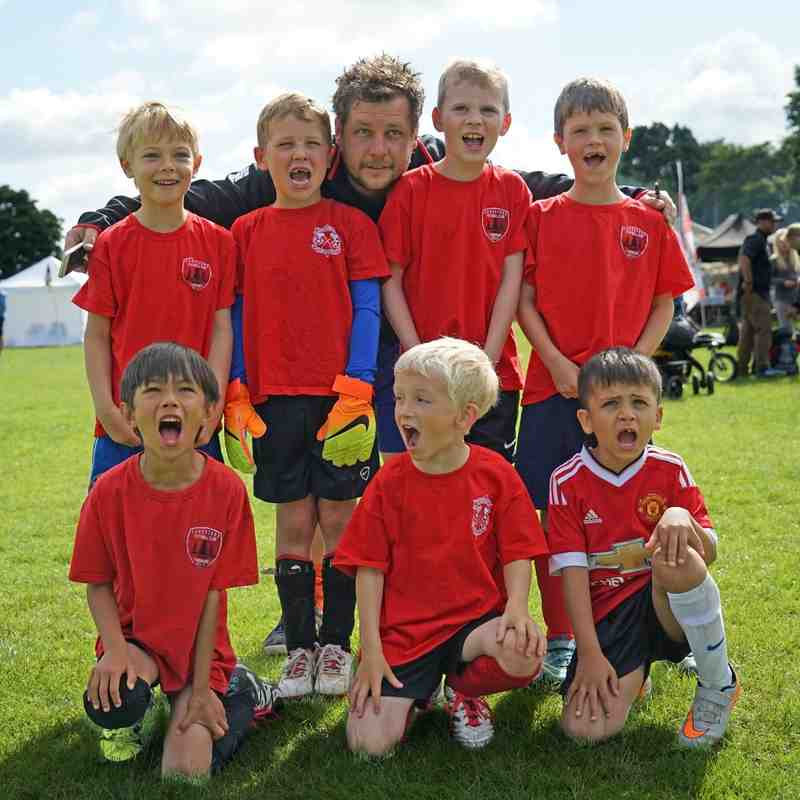 Are 16/17 Under 7's @ Ridgeway Tournament 25/06/2016