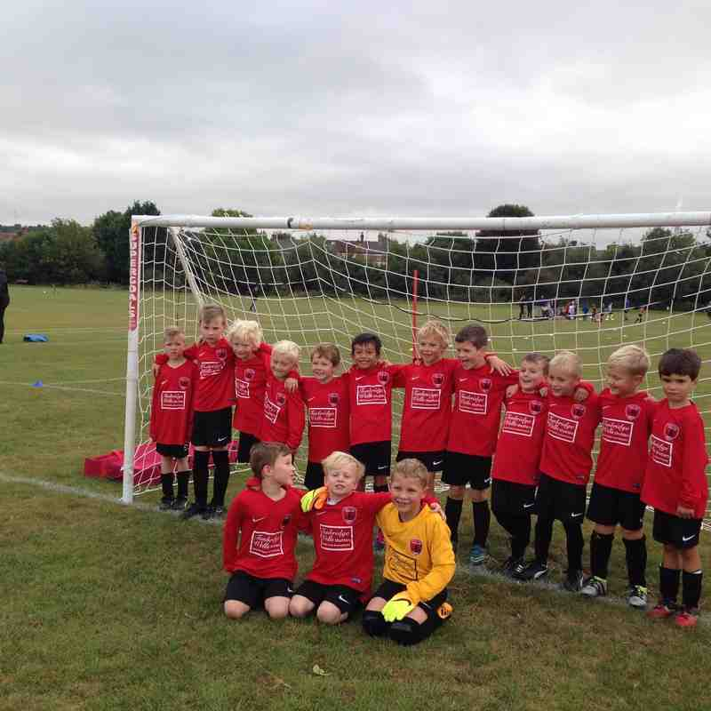 U7 Team Tigers/Leopards