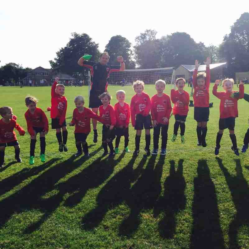 Team Bears & Foxes U7's
