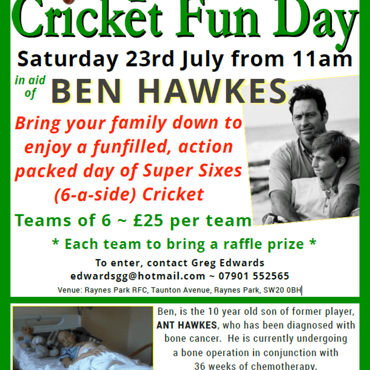Super Sixes Fun Day