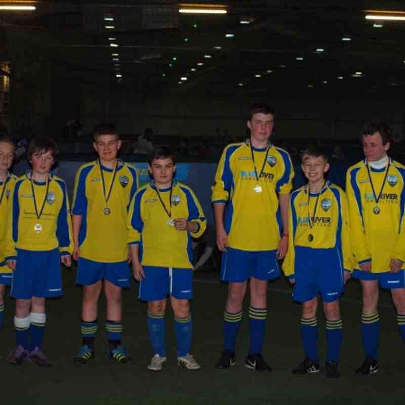 Santa Soccer Six 2011