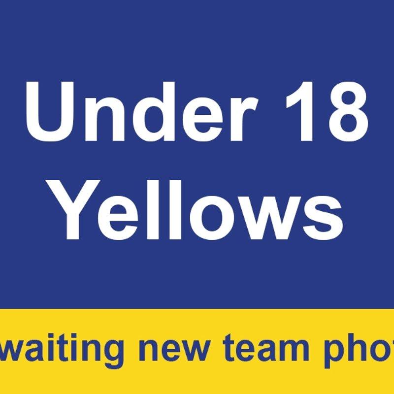 Under 18 Yellows beat Gosforth Bohemians