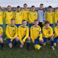 Tynemouth United U15 Blues V Forest hall U15 Redskins