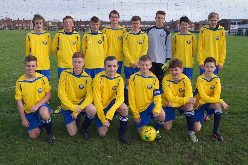 Tynemouth United 5 Forest Hall Redskins 4