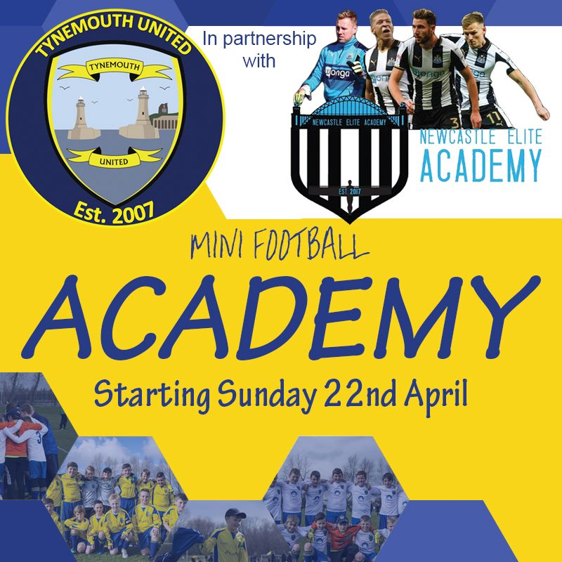 Mini Football Academy - Starting 22nd April