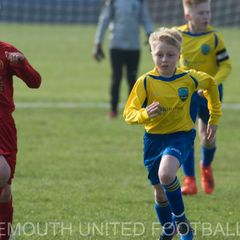 U12 Yellows vs. Montague & Nth Fenham Reds