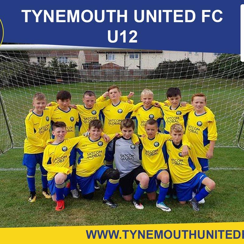 Ashington Town vs. Tynemouth United Football Club