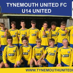 Under 14 United beat Newcastle Blue star 2 - 1