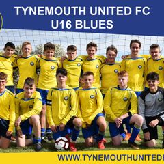 TUFC U16 BLUES 8 BLACKFYNE JNRS 3