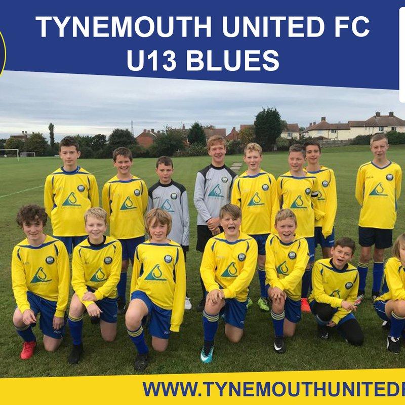 Tynemouth United Football Club vs. Felton foxes