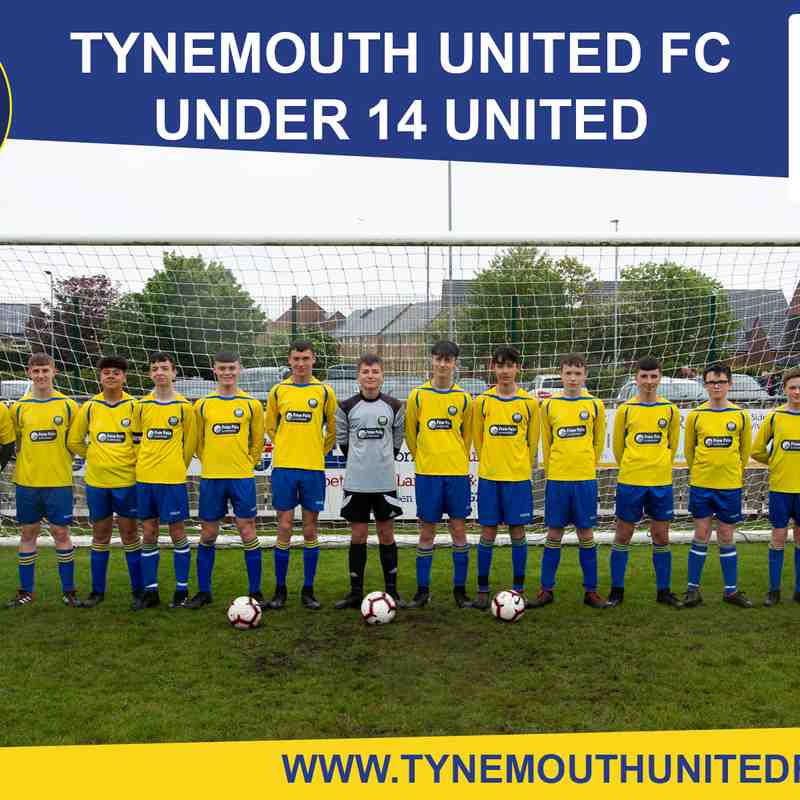 TUFC U14 United vs Newcastle Blue Star Mags - Challenge Trophy Cup Final