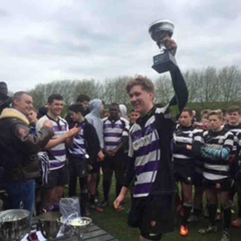 Woodford U16s win Jack Conn Plate