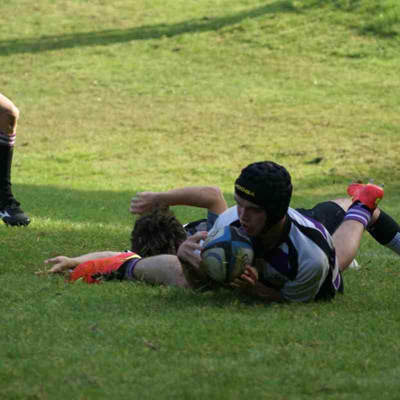 2015 - U16 v Thurrock