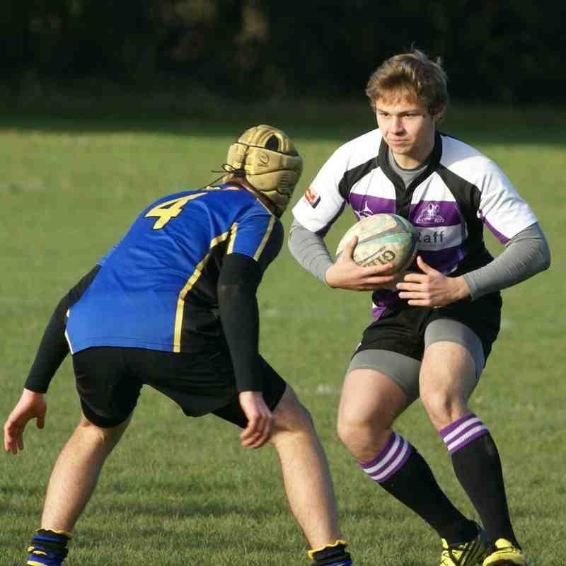 Academy v Hertford