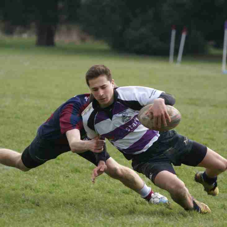 Woodford Club 7s - 1st May 2016