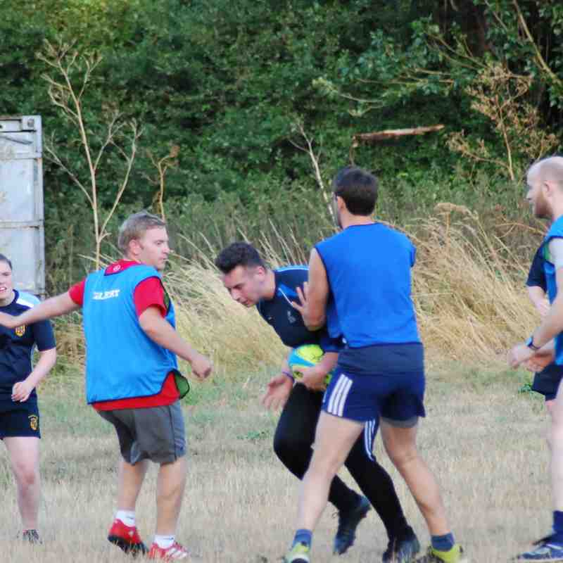 Pre-season training in full swing