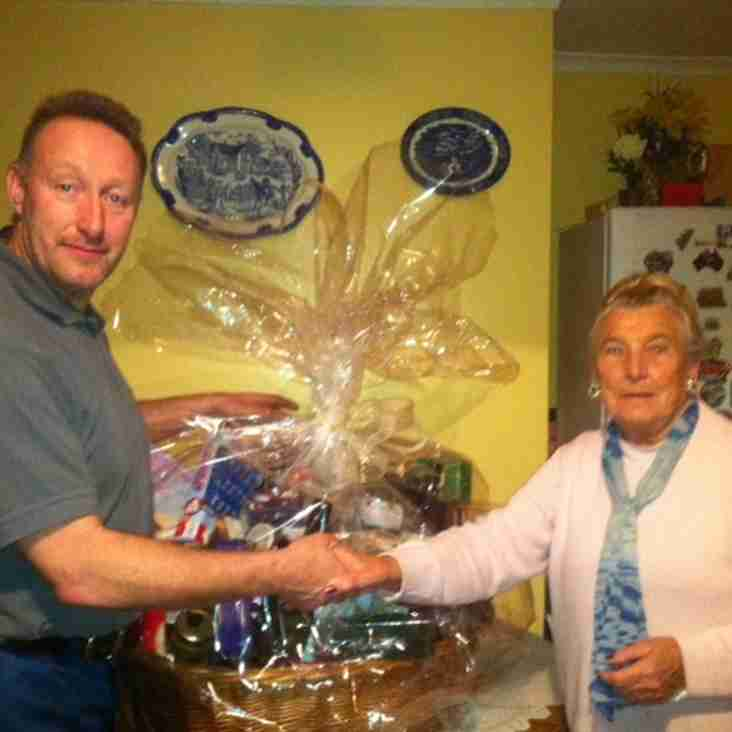 Xmas Hamper Draw