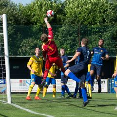 Mens First Team v Tividale FC - Sat  6 Aug 2016 - Photograph's taken by Martin Jamieson