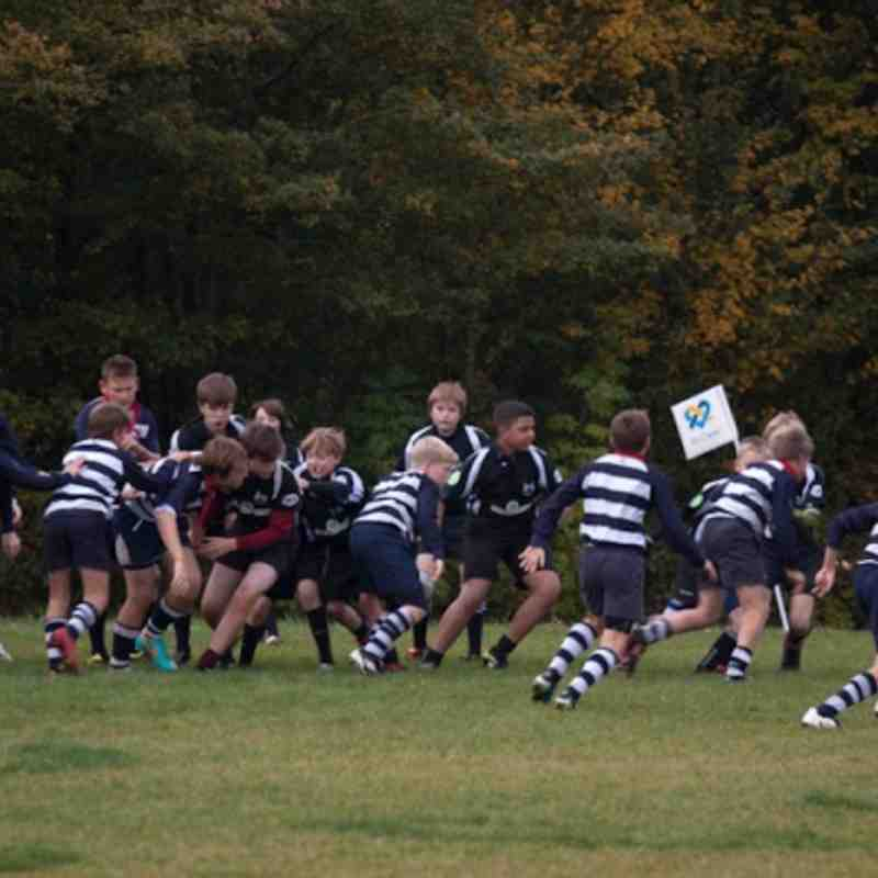 U13's v Leighton Buzzard 21/10/2012