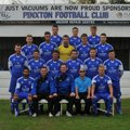First Team beat Matlock Town Reserves FC 3 - 1