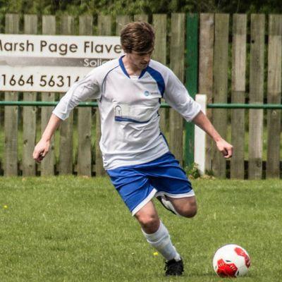 Jake Allen Reserves Pinxton Football Club