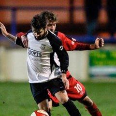 Buxton 1-2 Pinxton - Derbyshire Cup