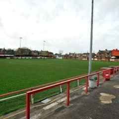 Derbyshire Cup 1/4 Final - Gresley 4 - 1 Pinxton