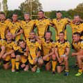 Open Age Team lose to Langworthy Reds 22 - 32