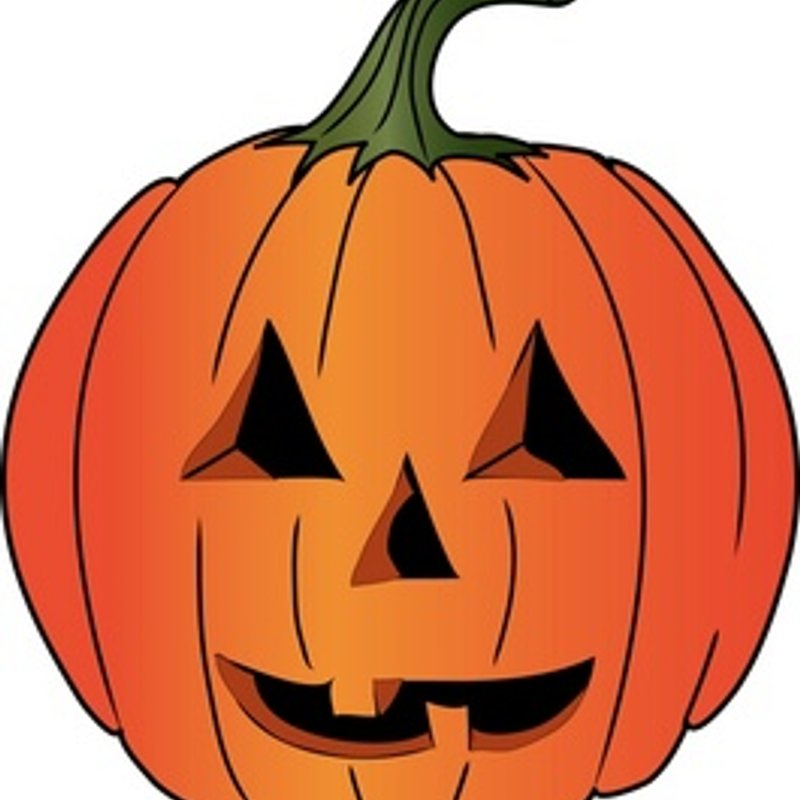 Halloween Pumpkin Competition Sunday 29th October