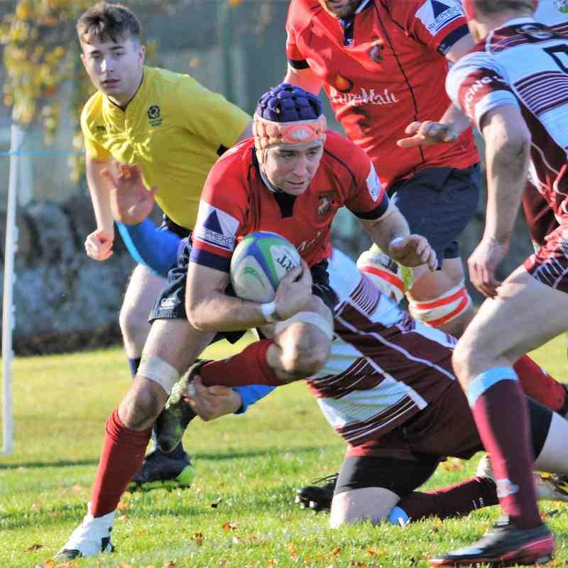 St Boswells 10th Nov 18
