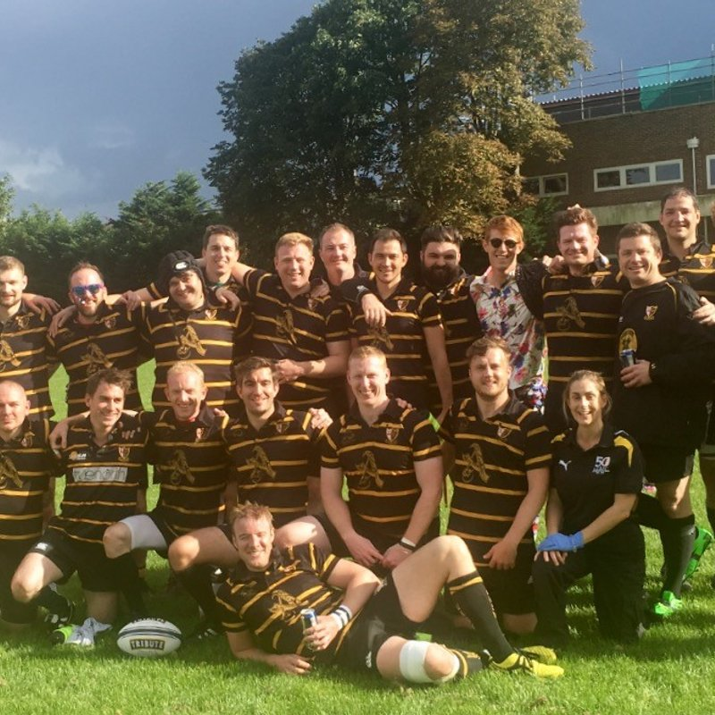 Dukes XV lose to Grasshoppers II 30 - 24