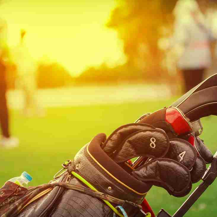 Reading RFC Golf Day 30th September 2016 at Goring & Streatley Golf Club
