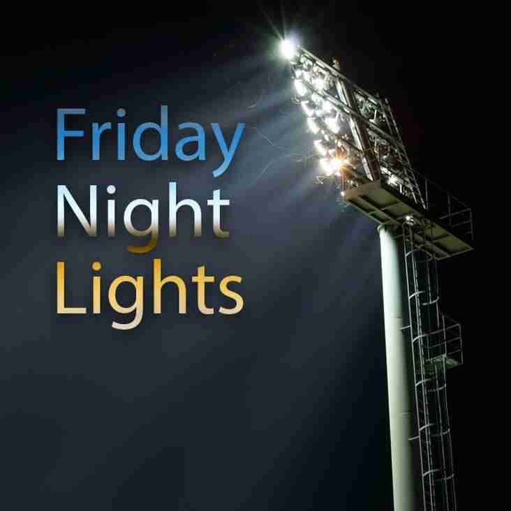 Friday Night Lights at Reading Rugby Club