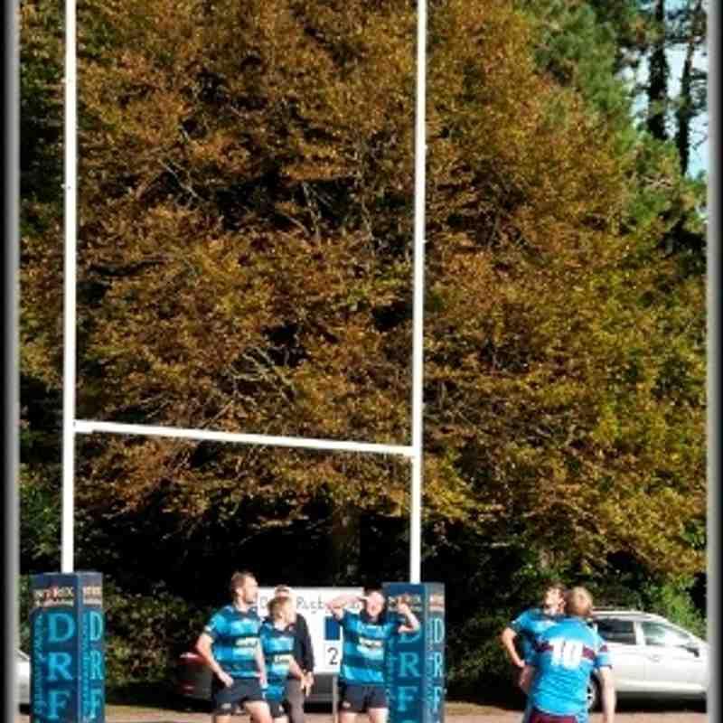 1st XV v Dover (A) 6 October 2012