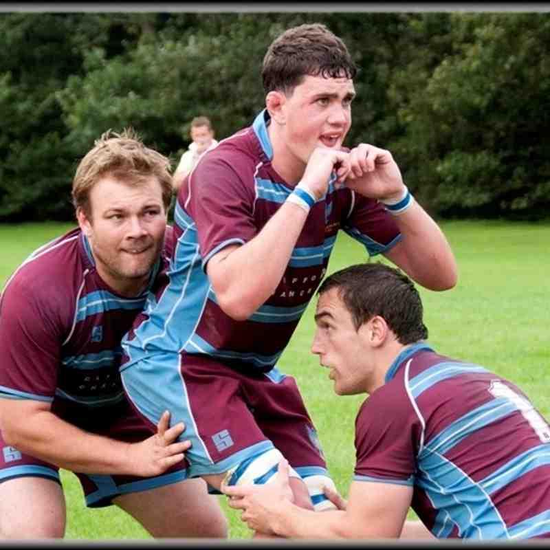 1st XV v Haywards Heath (A) 1 September 2012