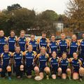 Ladies beat Scunthorpe Ladies 87 - 0