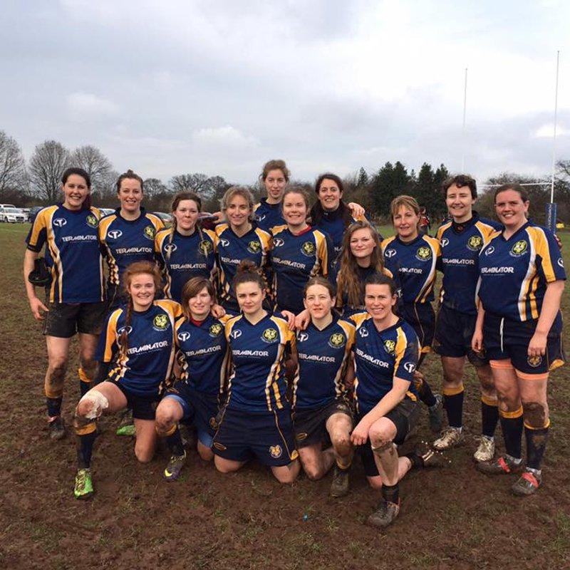 Coalville Ladies win 34-0